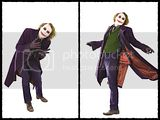 The Joker two-shot
