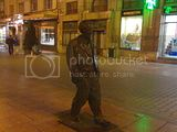 Estatua de Woody Allen Oviedo